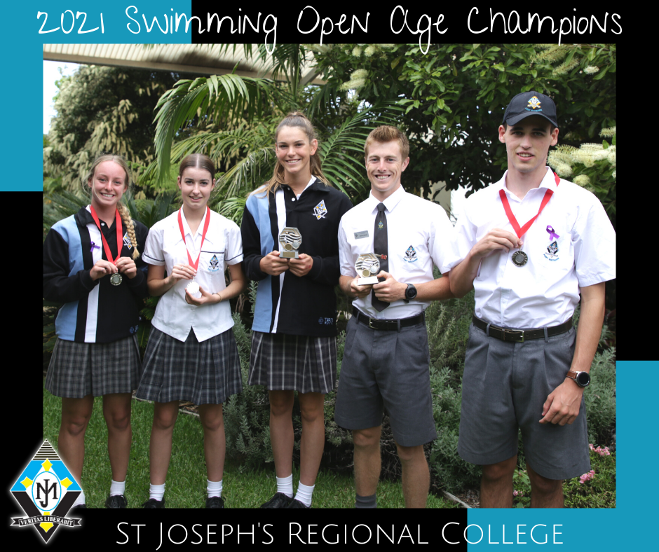 Open age champions